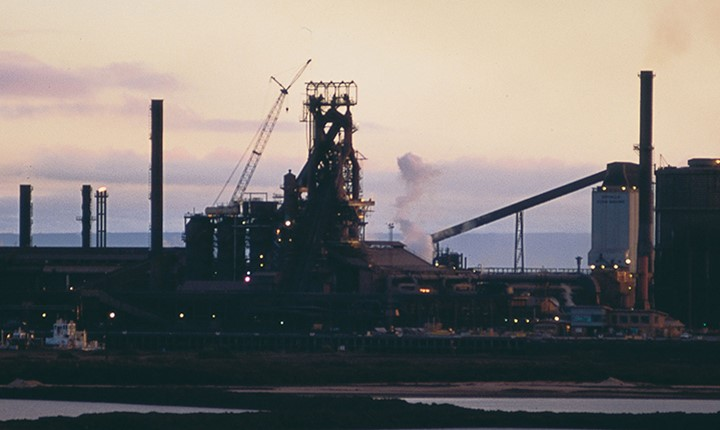 LIBERTY Primary Steel Whyalla Steelworks