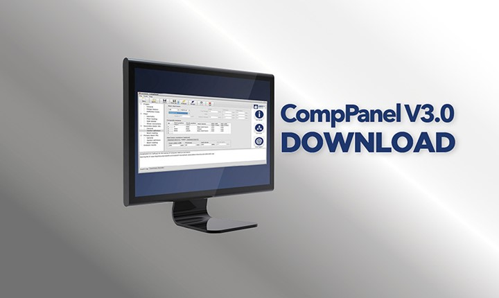 Image for Revised version of CompPanel software available