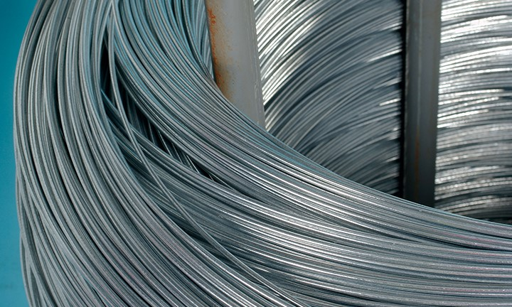 Image for Galvanised Chain Mesh Wire