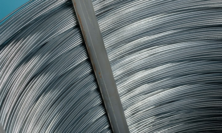Image for Galvanised Wire for Mine Roof Mesh