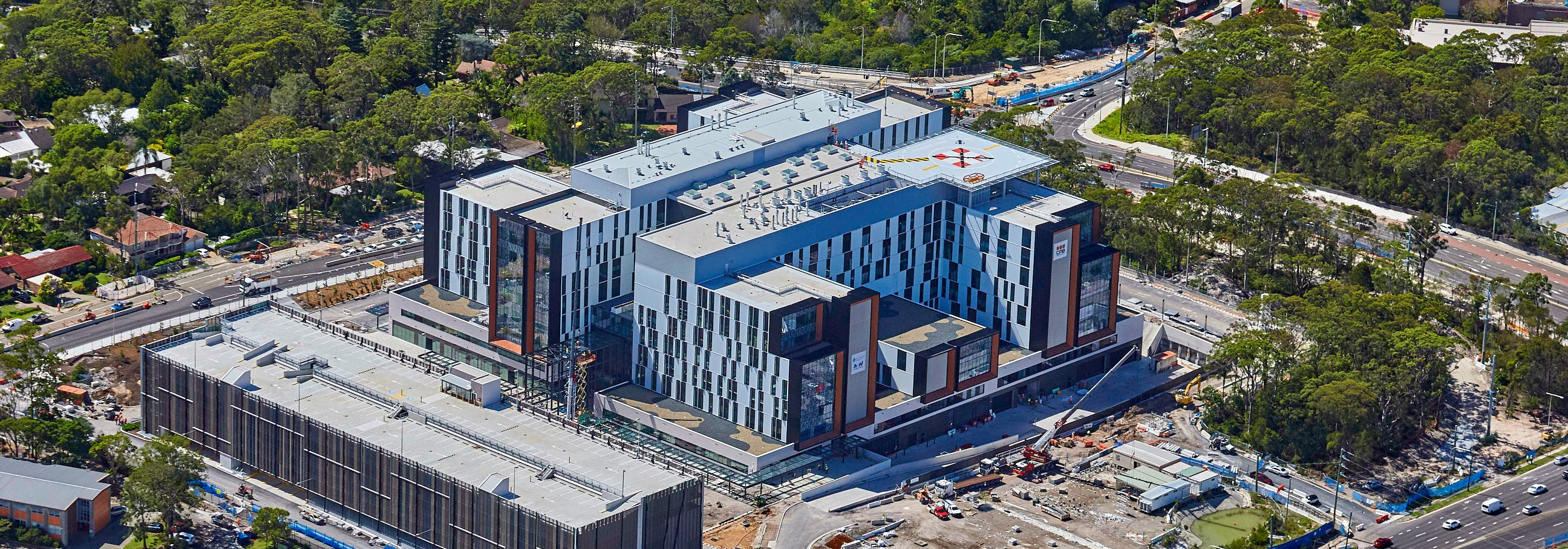 Image for Northern Beaches Hospital nears completion