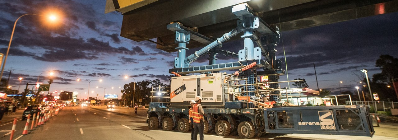 Image for Keller takes delivery of large reinforcing steel order in South Australia