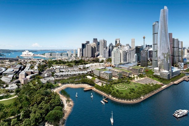Image for S&L Steel and Liberty Metalcentre collaborate to deliver Crown Sydney Barangaroo atrium