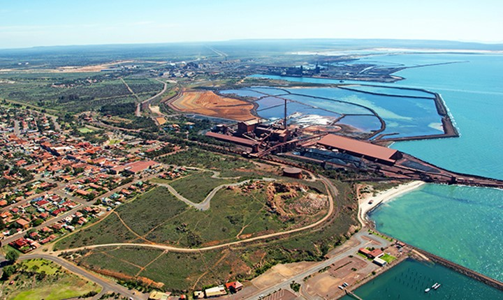 Image for Major steps taken in transforming LIBERTY Primary Steel's Whyalla operations