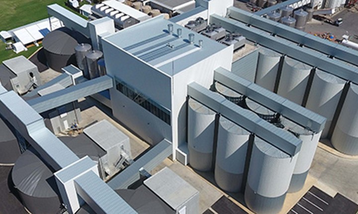 Image for Galvanized steel malting facility named one of the world's best