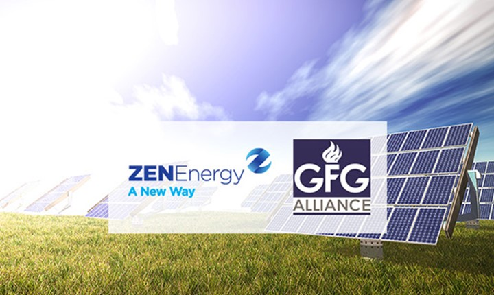 Image for GFG Alliance invests in ZEN Energy to create a new Australian National Energy Champion
